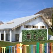 Progetto ristrutturazione scuola materna