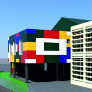 Progetto ampliamento scuola mori 2010-2014