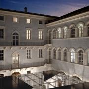 Progetto restauro palazzo  rosmini balista