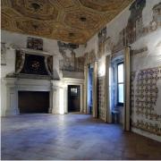Progetto allestimento casa dei prodotti trentini a palazzo roccabruna